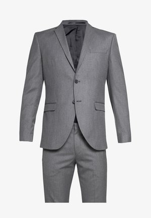 SLHSLIM MYLOHAZE SUIT  - Garnitur - grey