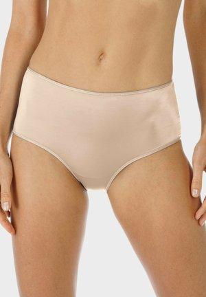 Pants - cream tan
