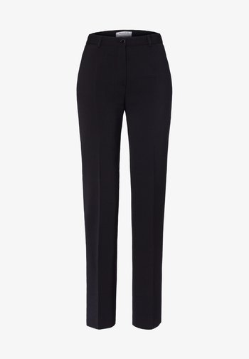 STYLE SILVIA - Trousers - black