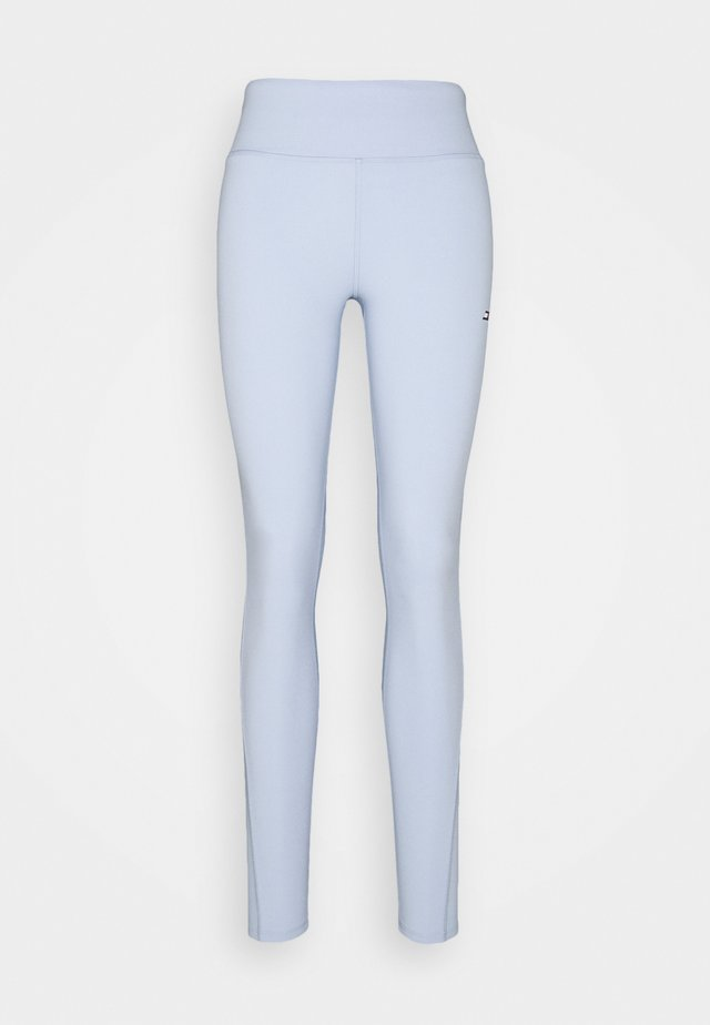 GRAPHIC LEGGING - Collants - blue