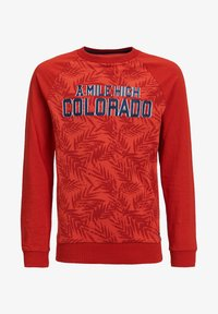 WE Fashion - Sweatshirt - bright red - 0