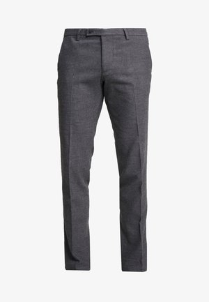 CIBRAVO - Suit trousers - dark grey
