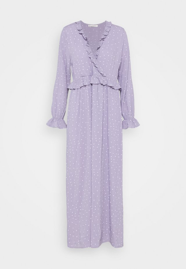 GURLA DRESS - Robe d'été - lavender