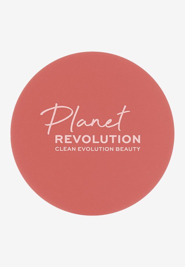 PLANET REVOLUTION THE COLOUR POT - 2-in-1: lip & wang - sweet rose