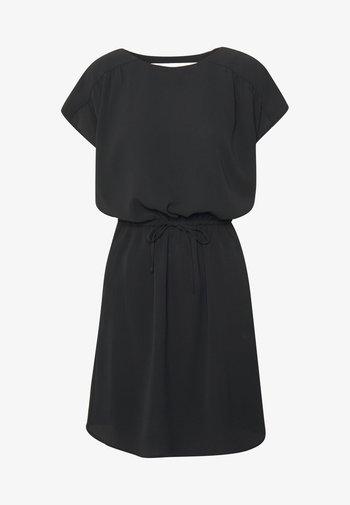 VMSASHA BALI SHORT DRESS - Day dress - black