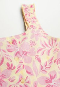 Mango - SUMMER - Day dress - gelb - 2