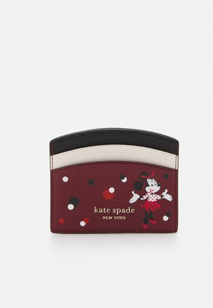 MINNIE MOUSE CARDHOLDER - Wallet - red/multi
