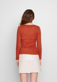 Even&Odd - Long sleeved top - potter's clay - 2