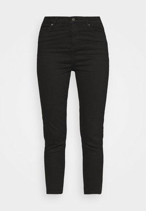 SHORT EMILY  - Jeans Skinny Fit - black