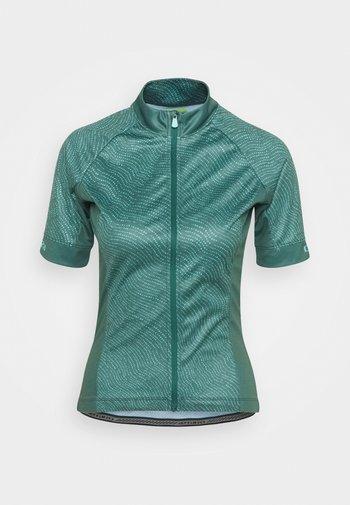 CHRONO SPORT - Maillot de cycliste - grey/green pounce