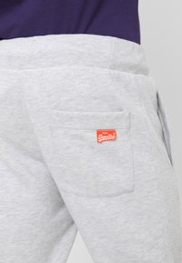 Superdry - Tracksuit bottoms - ica marl - 5