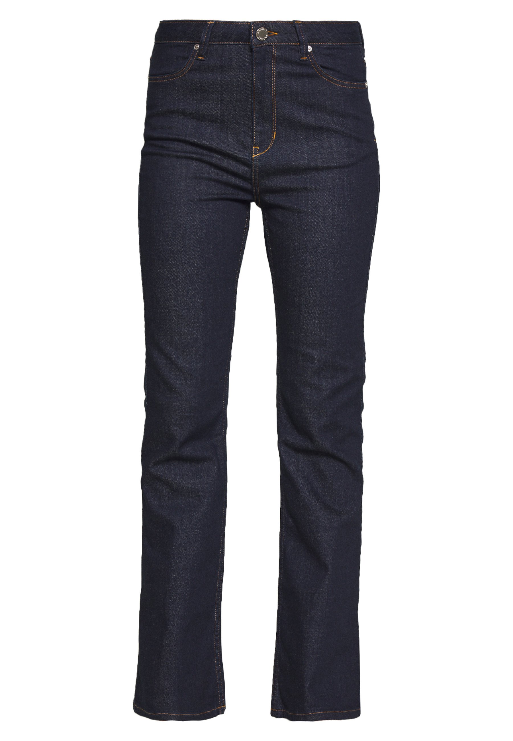 2nd Day Fiona - Bootcut Jeans Dark Blue
