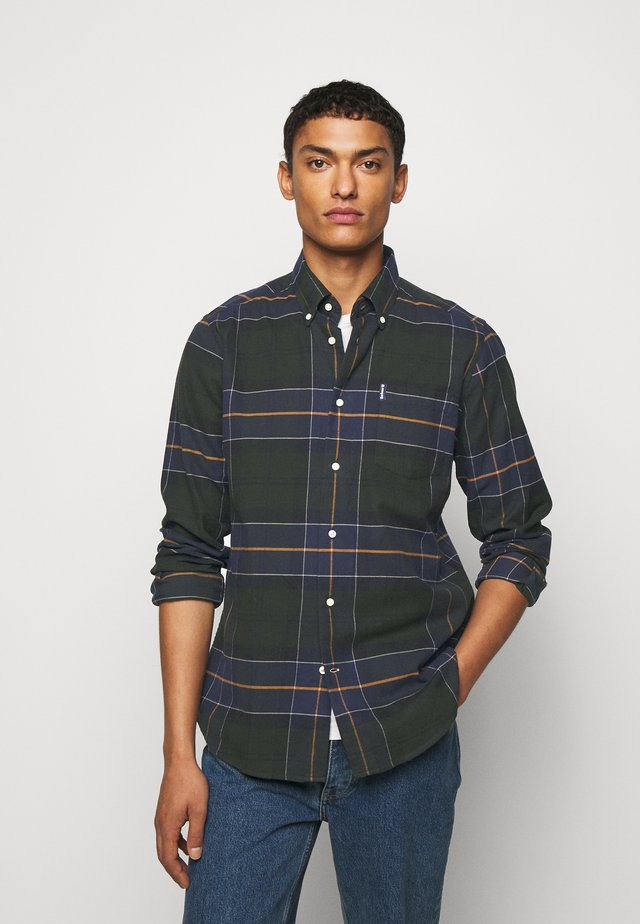 LUSTLEIGH - Shirt - forest