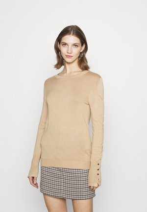 VIBULLY ROUND NECK - Maglione - ginger root