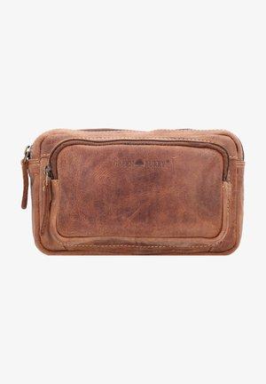 VINTAGE - Bum bag - brown