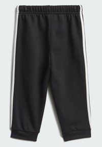 adidas Performance - BADGE OF SPORT FRENCH TERRY JOGGER - Trainingspak - black - 2