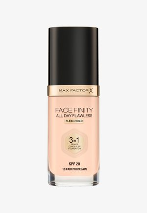 FACEFINITY ALL DAY FLAWLESS FOUNDATION - Foundation - 10 fair porcelain