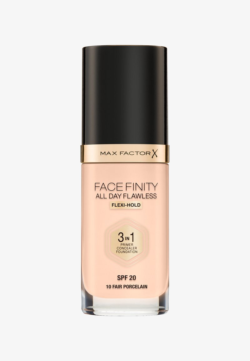 Max Factor - FACEFINITY ALL DAY FLAWLESS FOUNDATION - Foundation - 10 fair porcelain