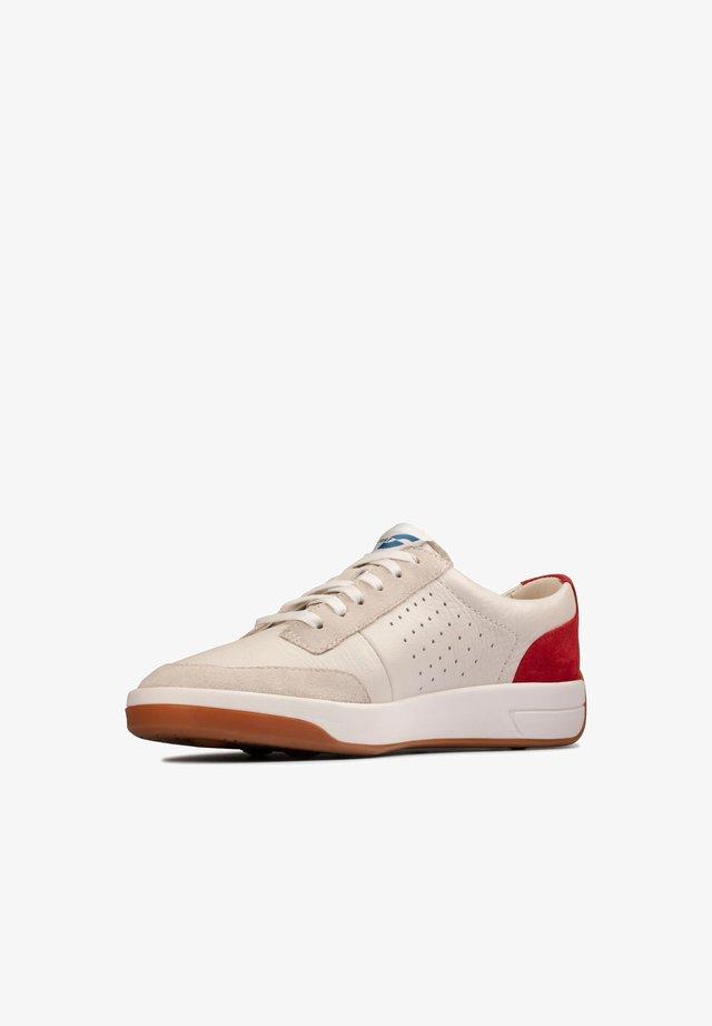 HERO AIR  - Baskets basses - weiß / rot