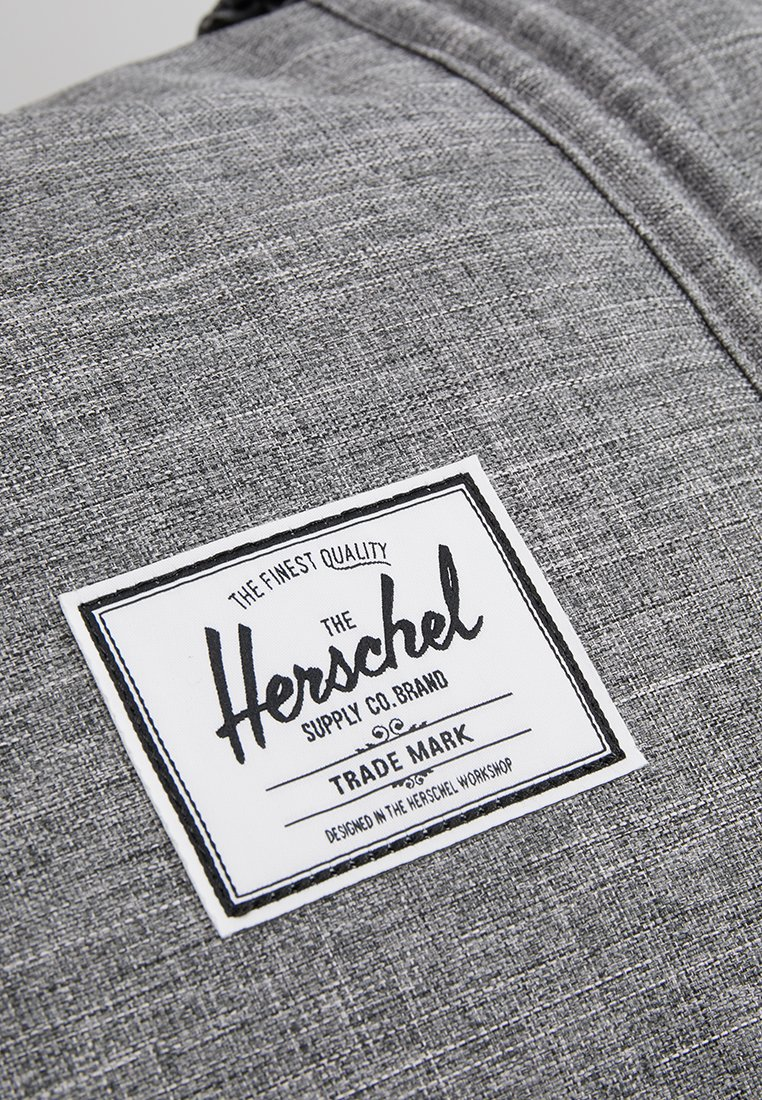 Herschel Strand - Weekender Dark Grey/grau-meliert