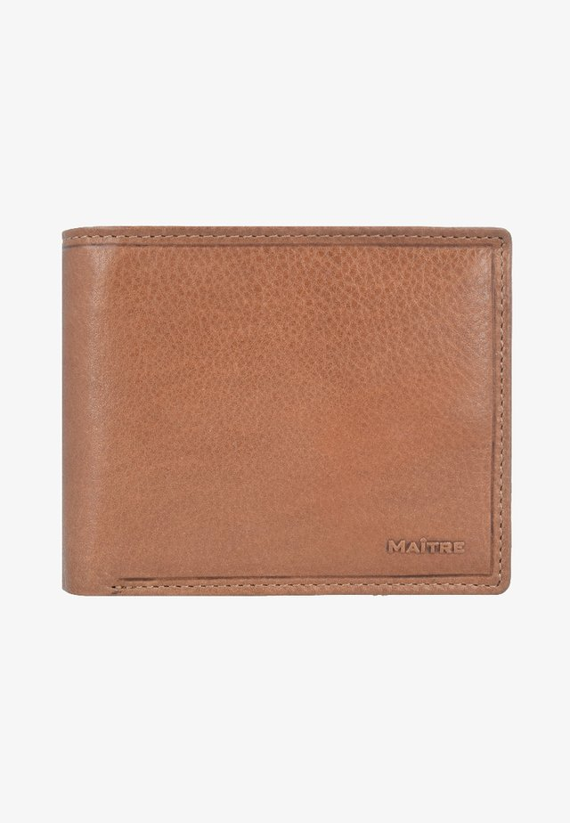 GRUMBACH GATHMAN - Wallet - dark brown