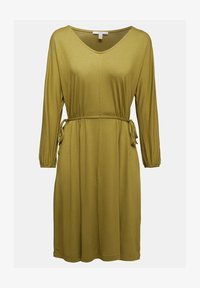 Esprit - FASHION - Korte jurk - olive - 4