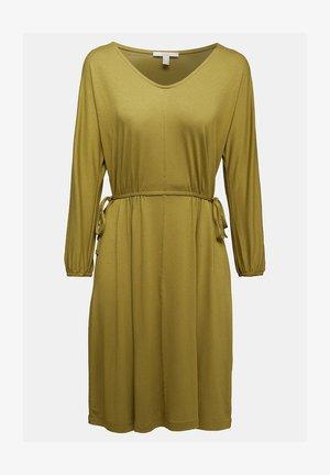 FASHION - Korte jurk - olive