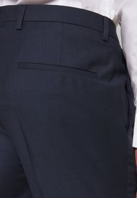 HUGO - HESTEN - Suit trousers - dark blue - 5