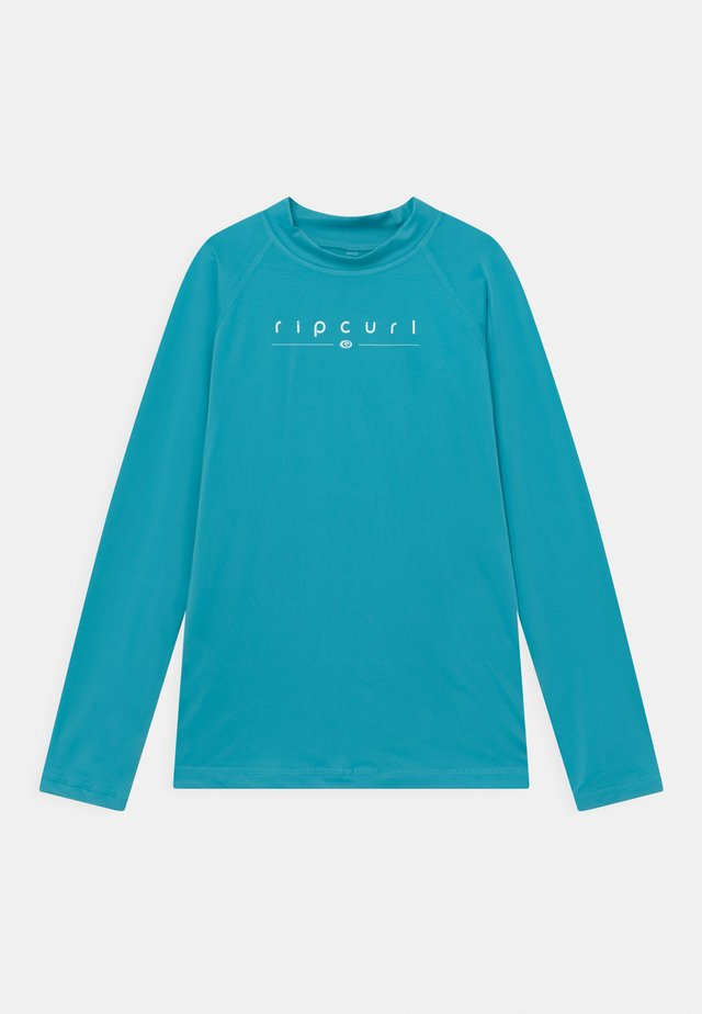 GIRLS GOLDEN RAYS - Surfshirt - light blue