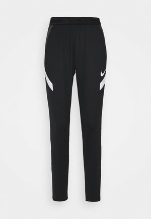 DRY STRIKE PANT - Tracksuit bottoms - black/anthracite/white