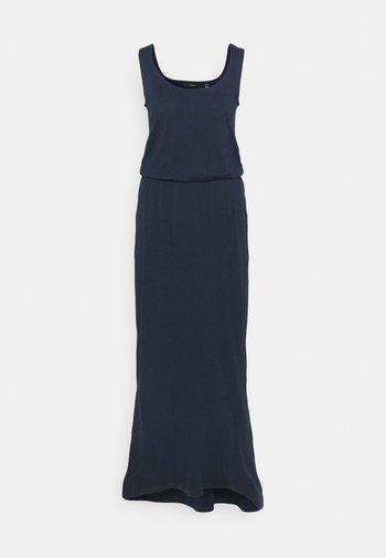VMADAREBECCA ANKLE DRESS - Maxi dress - navy