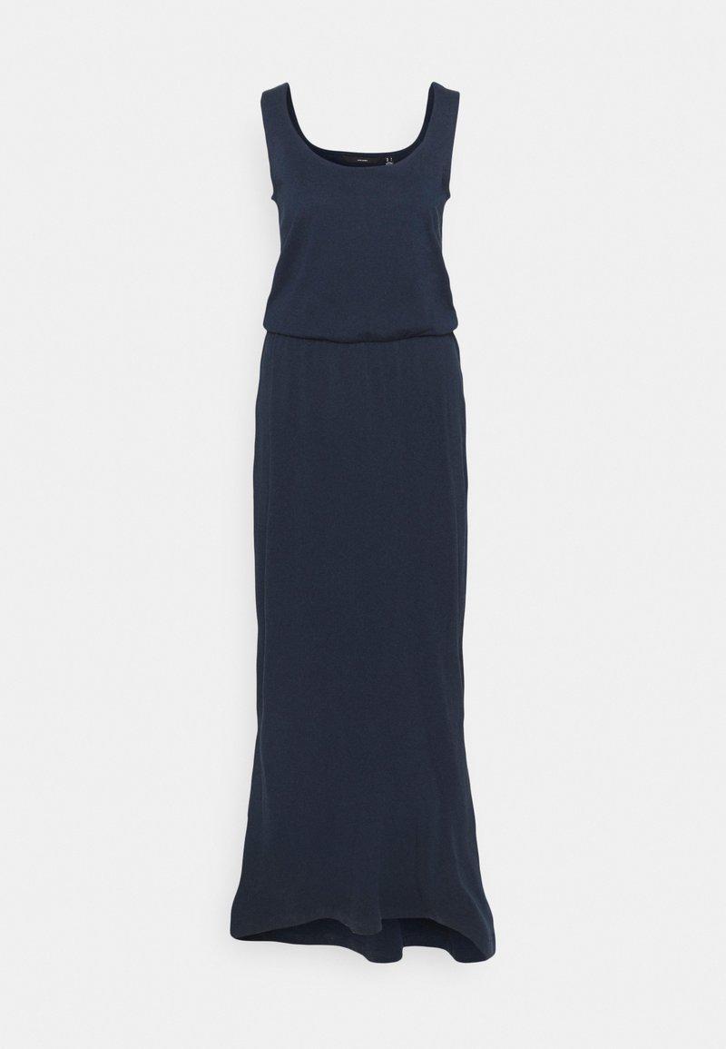 Vero Moda Tall - VMADAREBECCA ANKLE DRESS - Maxi dress - navy