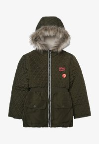 Staccato - KID - Winterjas - olive - 3