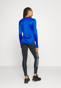 adidas Performance - SPORTS RUNNING LONG SLEEVE - Treningsskjorter - royal blue - 2