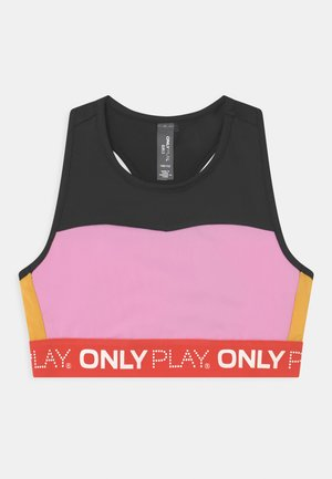 ONPAGNE SPORTS GIRLS - Sport BH - black