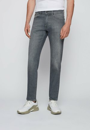 MAINE - Slim fit jeans - anthracite