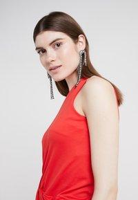 Vivienne Westwood Anglomania - ONE SHOULDER VIAN DRESS - Maxi dress - red - 5