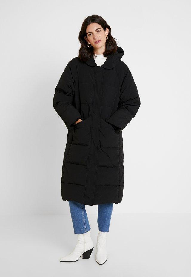 ALTONA LONG - Płaszcz zimowy - black