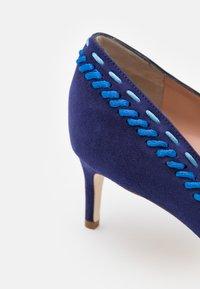 Alberta Ferretti - Classic heels - blue - 6