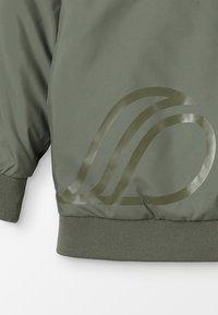 Didriksons - ROCIO KIDS JACKET - Outdoor jacket - khaki - 4