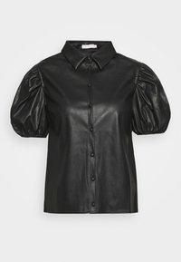 Pieces - PCKIARA - Skjorte - black - 4