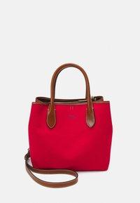 Polo Ralph Lauren - OPEN TOTE - Handbag - red - 1