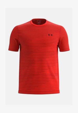 SEAMLESS FADE - Camiseta de deporte - light red