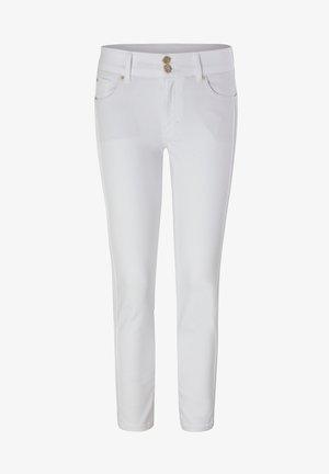 Slim fit jeans - fresh white denim