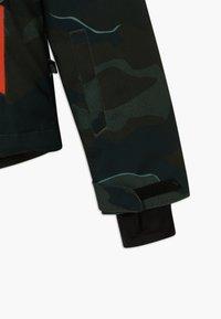 Brunotti - PANDER BOYS - Snowboardová bunda - black - 3