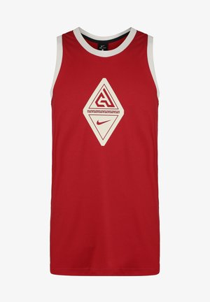 Top - gym red