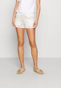 Etam - NEMY SHORT - Bas de pyjama - ecru - 0