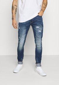 Kings Will Dream - BRUNO - Slim fit jeans - blue - 0