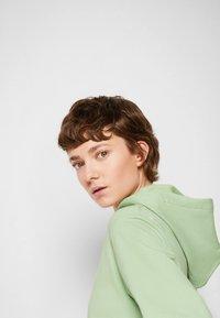 PS Paul Smith - ZEBRA HOODIE - Sweatshirt - mint - 5