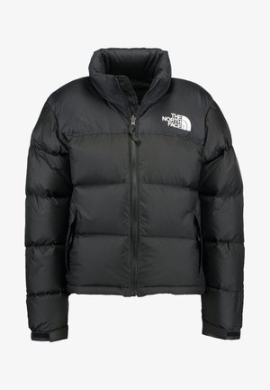 RETRO NUPTSE JACKET - Daunenjacke - black